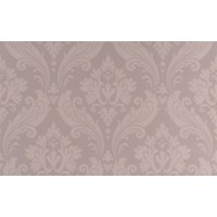 Graham & Brown Designer Kelly Hoppen Vintage Flock Wallpaper - Perfect Taupe