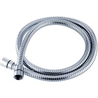 Triton  Chrome Shower Hose 1.75m