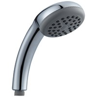 Euroshowers  Soft spray Showerhead - Chrome