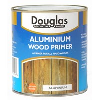 Douglas Decorative Range Aluminium Wood Primer - 500ml