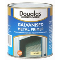 Douglas Decorative Range Galvanised Metal Primer - 500ml