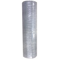 BAT Metalwork  Light Welded Steel Mesh - 30 metre Roll x 1.6mm