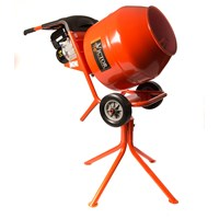 Victor  Electric Cement Mixer - 220V